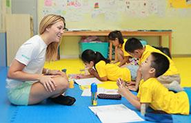 埃森英语K12美式英语培优课程