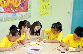 埃森教育Social Class主题英语课程